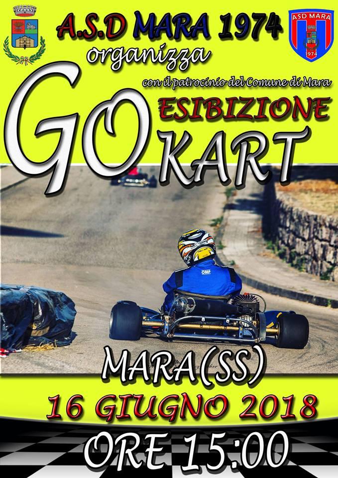 ORDINANZA n°05/2018 - DIVIETI DI SOSTA E CIRCOLAZIONE MANIFESTAZIONE DI GOKART 16/05/2018