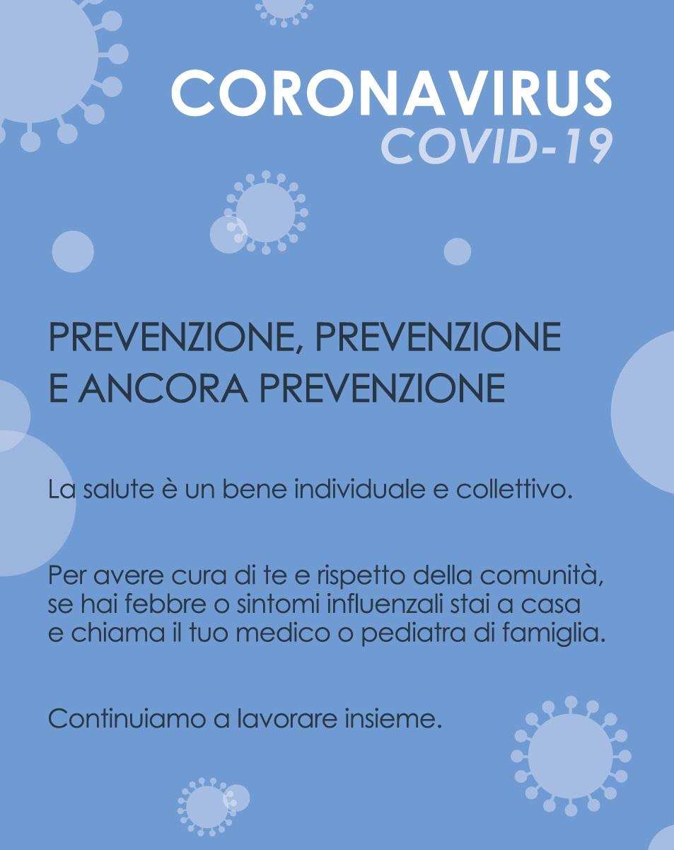 ORDINANZA N°13/2020 - DISPOSIZIONI URGENTI COVID-19
